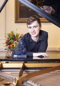 Fr Frank Maher Classical Music Winner